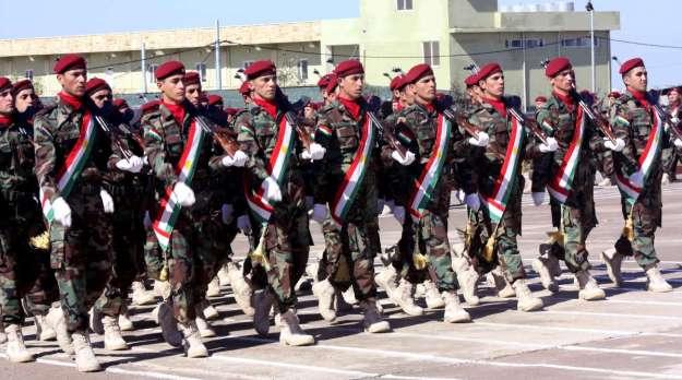 The Peshmerga (those who face death): the people's army of Iraqi Kurdistan