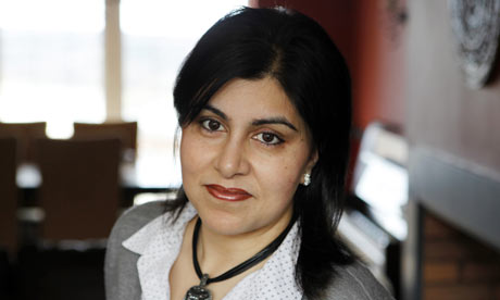 Sayeeda Warsi, gone at last