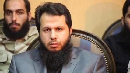 Ahrar a-Sham's leader, Hassan Abboud