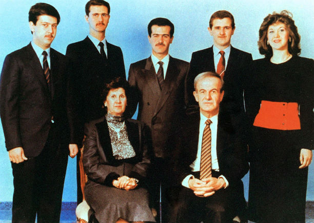 A grisly brood: The Assad family