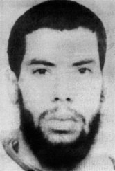Djamel Zitouni, GIA leader, who was a DRS agent