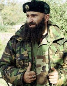 Shamil Basayev