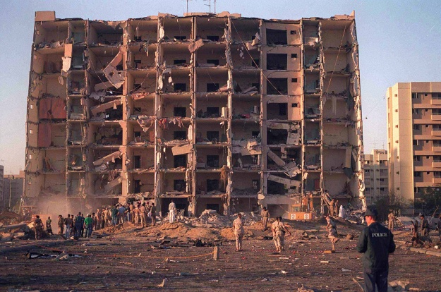 Khobar Towers, which Iran jointly bombed with al-Qaeda