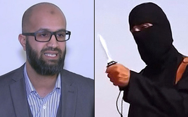 Asim Qureshi; Mohammed Emwazi (