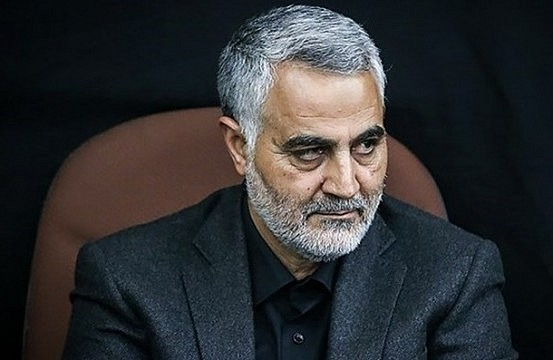 Qassem Suleimani, Iran's spymaster, believed in some MidEast conspiracy theories to control ISIS