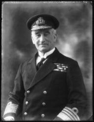 Admiral John de Robeck, the British High Commissioner in Turkey