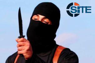 Emwazi in IS's