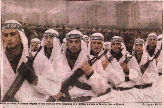 Bosnia 7th Muslim Brigade