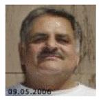 Tariq as-Sawah from his Guantanamo file, 2008