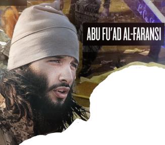 Foued Aggad in Dabiq 13