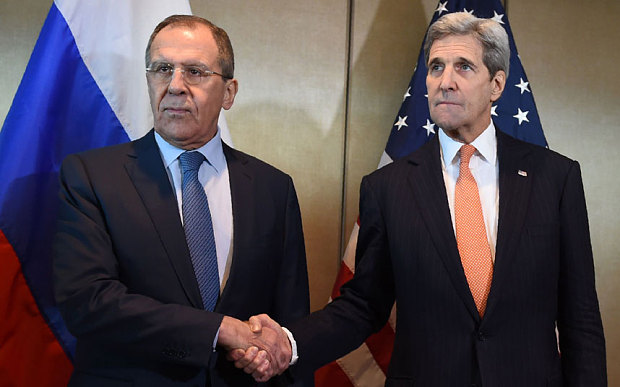 Kerry-Lavrov 'ceasefire'