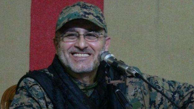 Hizballah's military commander (2008-2015) Mustafa Amine Badreddine