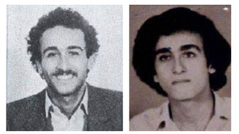 Undated photographs of Mustafa Badreddine released by the Special Tribunal for Lebanon