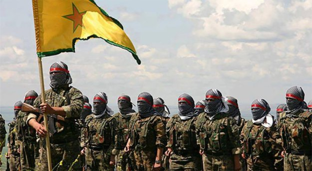 PYD/YPG fighters