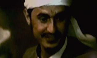 Early picture of Ahmad al-Khalayleh (Abu Musab al-Zarqawi) in 'Only the Dead'