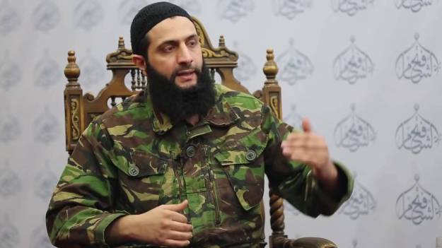 Ahmad al-Shara (Abu Muhammad al-Jolani)
