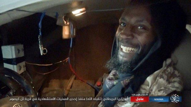Ronald Fiddler (Abu Zakariya al-Britani)