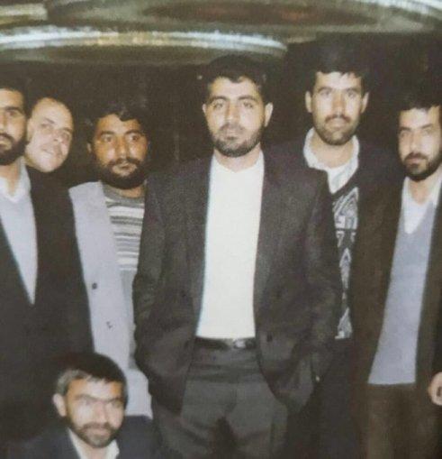 Sulaymani in Bosnia, 1998